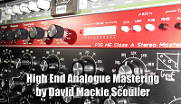Online Mastering by David Mackie Scouller