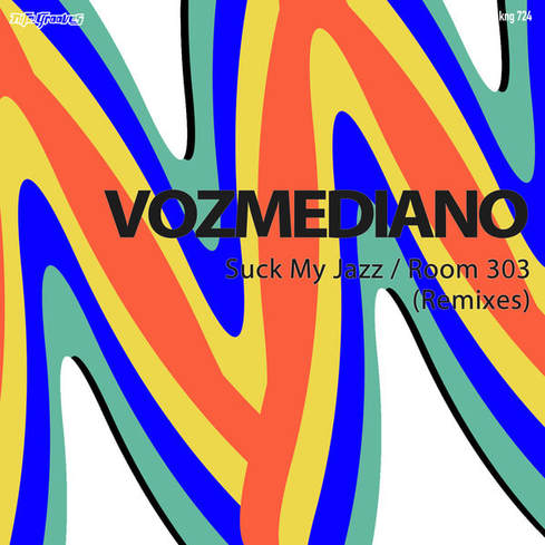 Online Mastering: Vozmediano - Room 303 (James Benedict Remix). Released by King Street Sounds Records