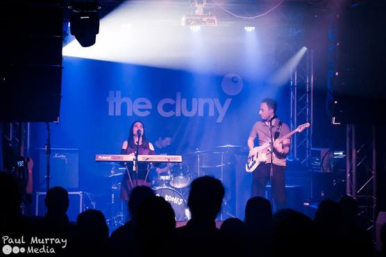 Twist Helix live at The Cluny